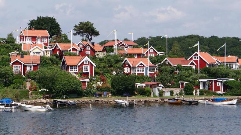 Karlskrona Brändaholms Kolonistugor