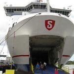 Meine erste Fahrt mit der neuen Stena Germanica