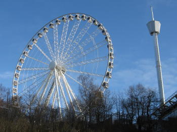 Riesenrad auf Liseberg