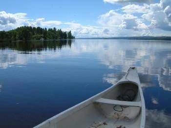 Kanuverleih in Sunne, Värmland