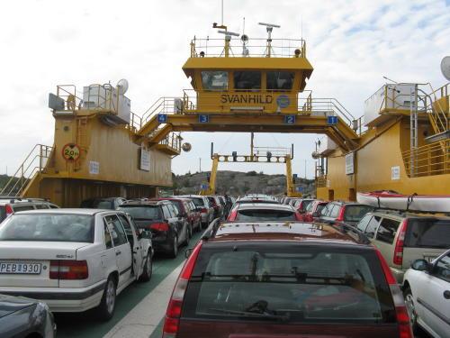 Kostenlose Fähren in Schweden