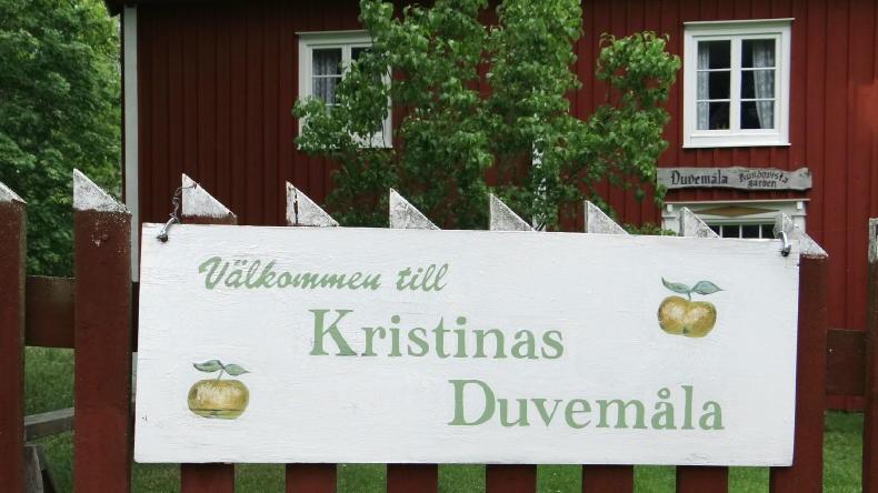 Kristina von Duvemåla, Emmaboda