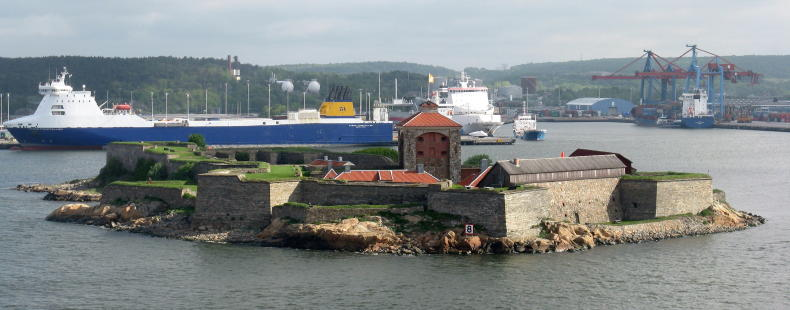 Festung Älvsborg, Göteborg