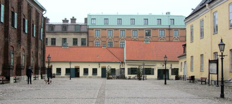 Kronhuset und Kronhusbodarna
