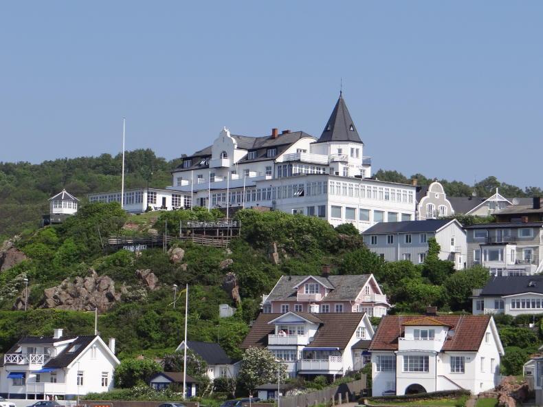 Grand Hotel Marstrand Restaurant