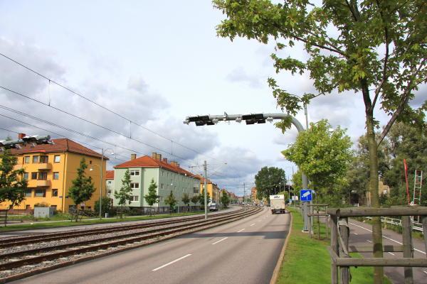 Straßenmaut in Göteborg