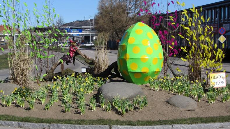 Ostern in Schweden+