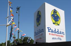 Paddan-Tour