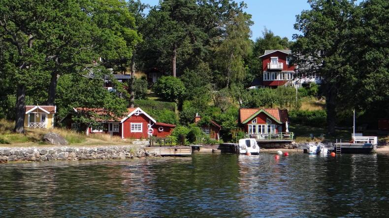 Die Stockholmer Schären