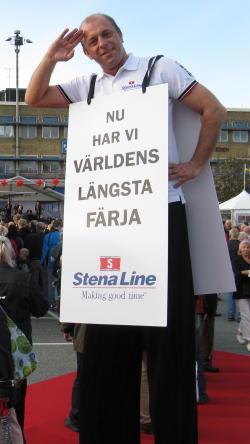 Fest für Stena Germanica III