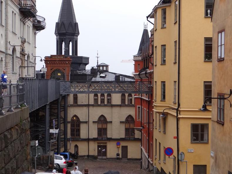 Millennium-Führung Stockholm