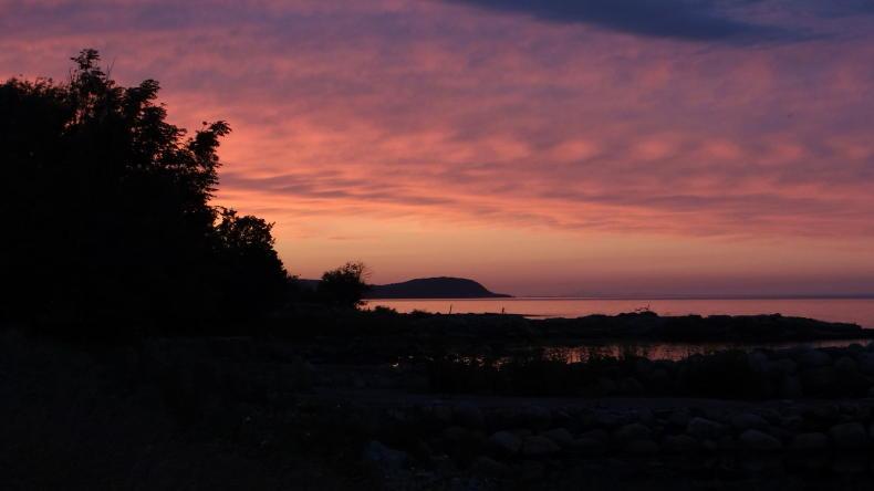 Stenshuvud Nationalpark in Kivik