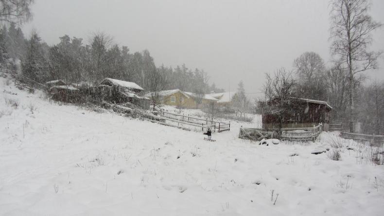 Stromausfall in Schweden