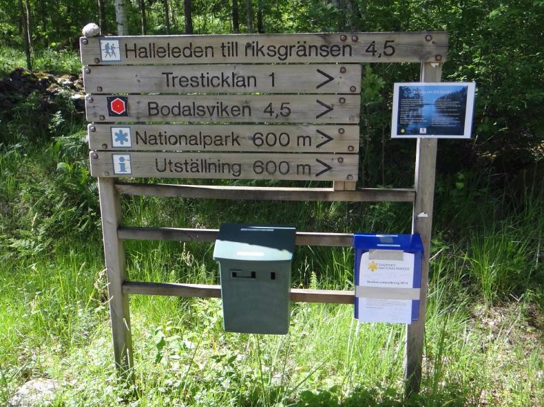 Tresticklan Nationalpark