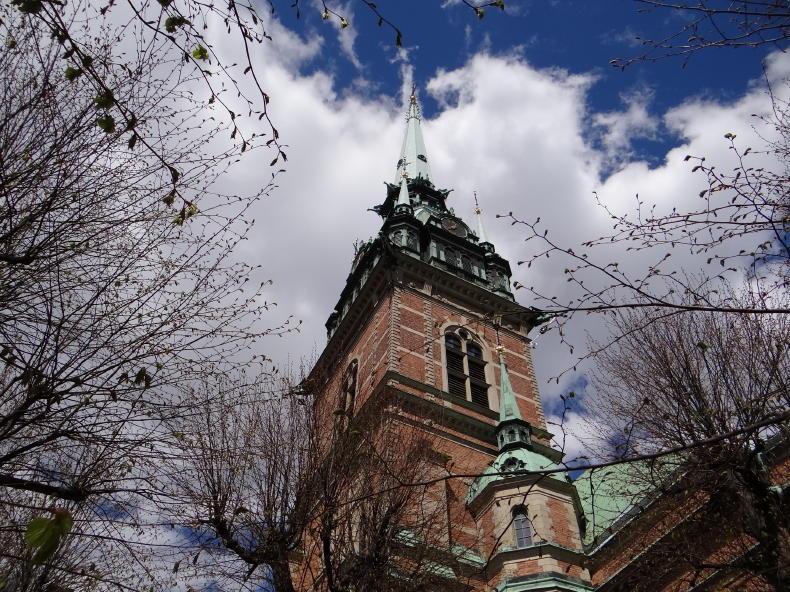 Tyska kyrkan, Stockholm