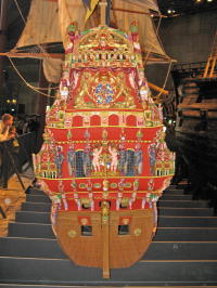 Vasa-Modell