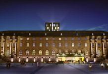 Altes Postamt in Göteborg wird Luxushotel