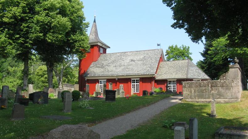 Skålleruds Kirche