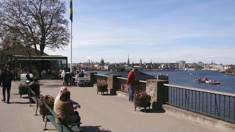Fjällgatan, Stockholm