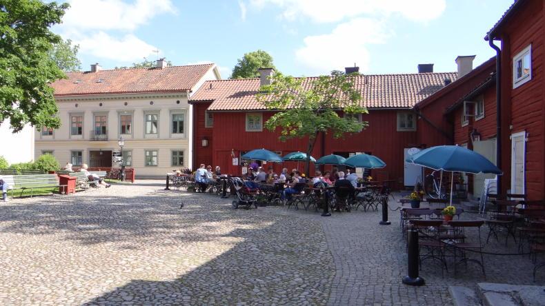 Freilichtmuseum Wadköping in Örebro