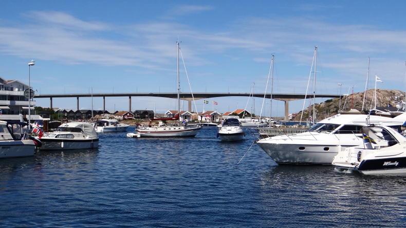 Smögenbron, die Brücke nach Smögen