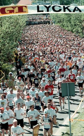 Start Halbmarathon Göteborg