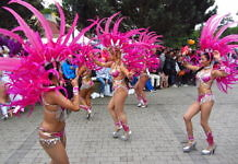 Karneval in Hammarkullen