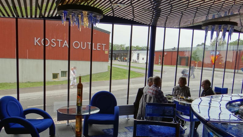 Das Glasreich in Småland