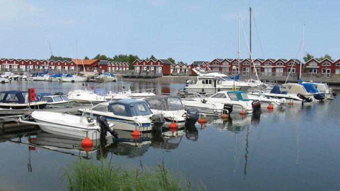 Sunnanå am Vänern - Küste von Dalsland