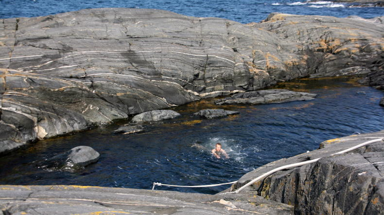 Åstol, Insel in Bohuslän