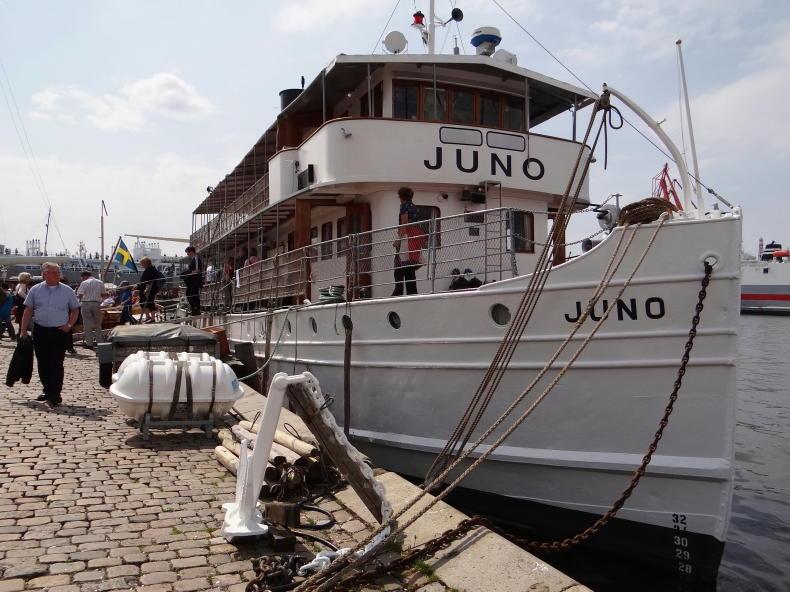 Göta Kanal Schiffe
