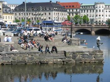 Göteborg im Mai