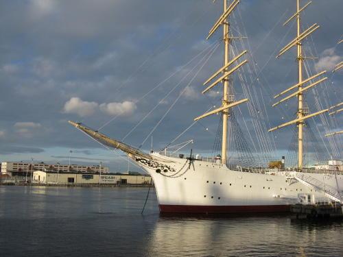 Göteborg Hafen Rundfahrt