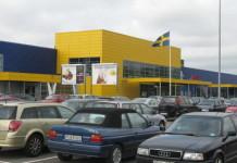 einkaufen shoppen shopping in schweden. Black Bedroom Furniture Sets. Home Design Ideas