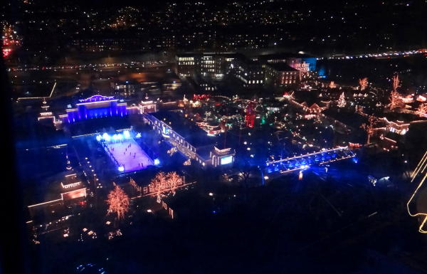 Weihnachten auf Liseberg