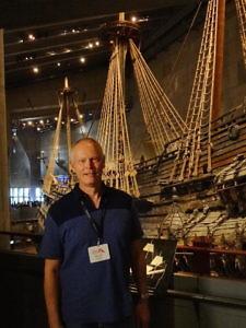 Schwedentipps.se im Vasa-Museum