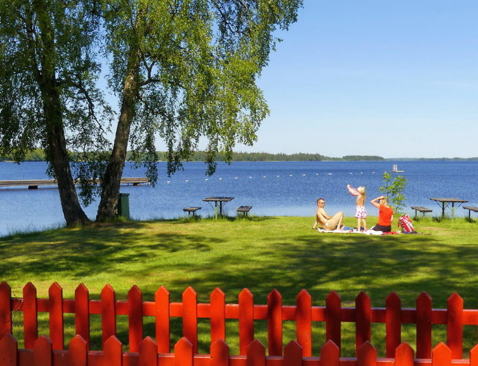 Der Åsnen-See und Umgebung - Schwedens neuer Nationalpark