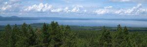 Dalarna und die Siljan-Region