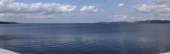Der Vättern, Schwedens zweitgrößter See