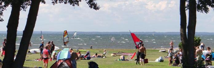 Öland: Campen, Baden und Windsurfen auf Schwedens Sonneninsel