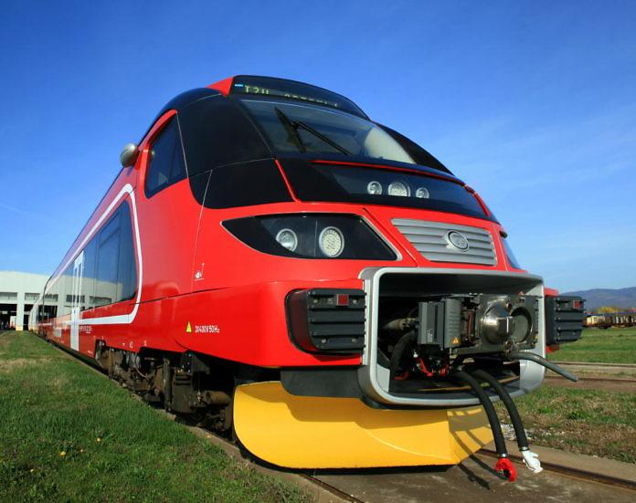 So könnten die neuen Züge der Inlandsbanan aussehen