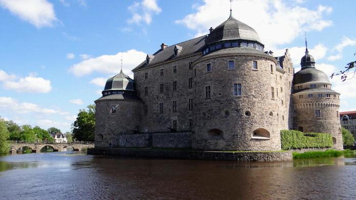 Örebro Stadt - Der Hauptort der Region Örebro