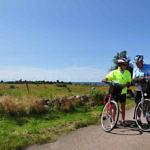 Kattegattleden - 370 km küstennaher Radweg von Helsingborg nach Göteborg