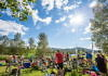 Laponia Triathlon in Gällivare lockt Teilnehmer aus der ganzen Welt