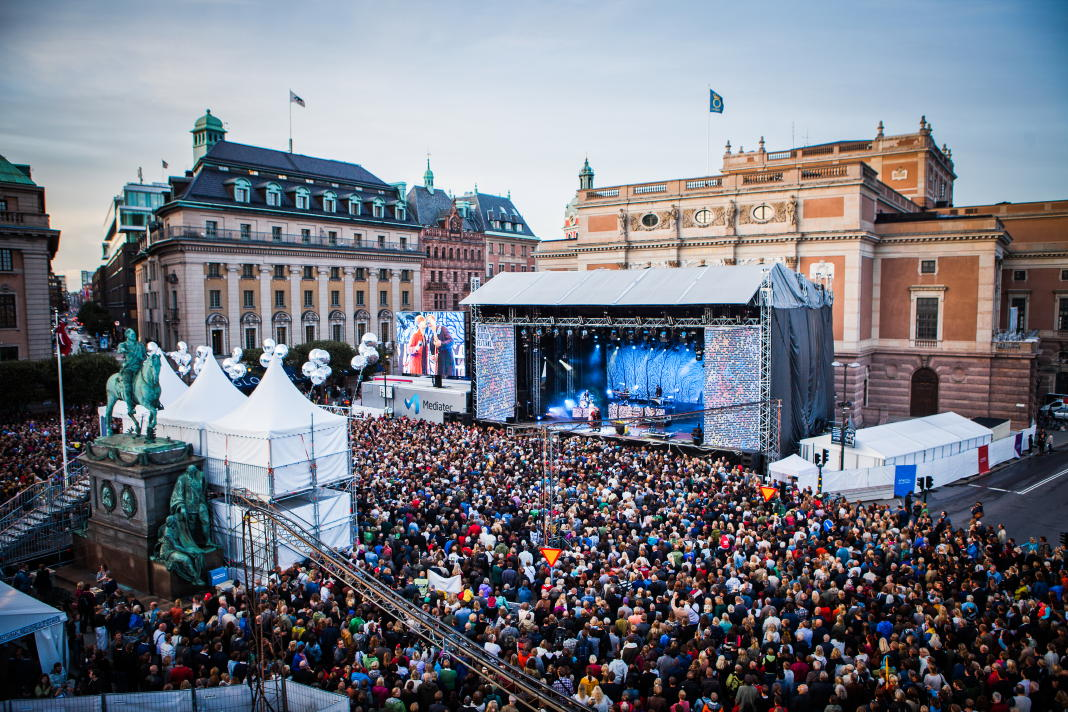 Stadtfest mitte august stockholms kulturfestival und for Stockholm veranstaltungen