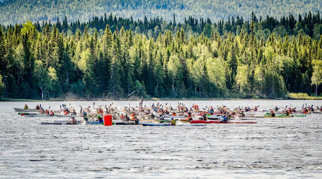 Åre Extreme Challenge, Skandinaviens ältestes Multisport-Rennen