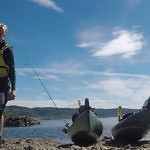 Kajak auf dem Klarälven: Norweger paddeln 300 km Trysil - Karlstad