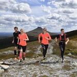 25. August 2018: Idre Fjällmarathon neue Herausforderung für Trail Runner