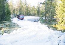 Frühe Wintersaison in den Bergen: Ramundberget, Vålådalen und Grönklitt
