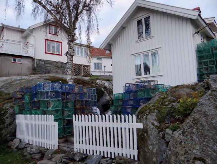 Björholmens Marina Sealodge Hotel auf der Insel Tjörn